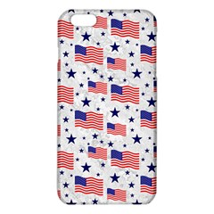 Flag Of The Usa Pattern Iphone 6 Plus/6s Plus Tpu Case by EDDArt