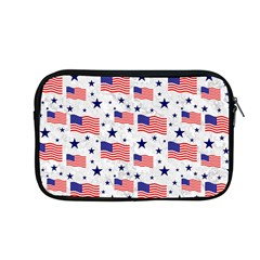 Flag Of The Usa Pattern Apple Macbook Pro 13  Zipper Case by EDDArt