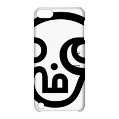 Hindu Om Symbol In Tamil  Apple Ipod Touch 5 Hardshell Case With Stand by abbeyz71
