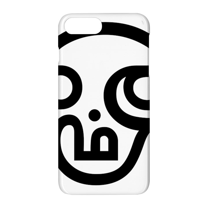 Hindu Om Symbol In Tamil Apple Iphone 7 Plus Hardshell Case Cowcow