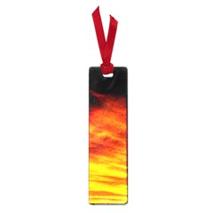 Black Yellow Red Sunset Small Book Marks by Costasonlineshop