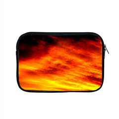 Black Yellow Red Sunset Apple Macbook Pro 15  Zipper Case by Costasonlineshop