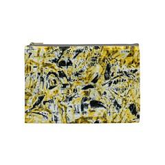 Pattern Cosmetic Bag (medium)  by Valentinaart