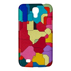 Colorful Leather Pieces       Sony Xperia Sp (m35h) Hardshell Case by LalyLauraFLM