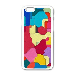 Colorful Leather Pieces       Motorola Moto E Hardshell Case by LalyLauraFLM