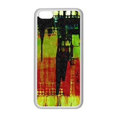 Grunge Texture       Apple Iphone 5c Seamless Case (black) by LalyLauraFLM