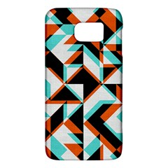 4 Colors Shapes    Htc One M9 Hardshell Case by LalyLauraFLM