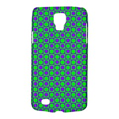Friendly Retro Pattern A Galaxy S4 Active by MoreColorsinLife