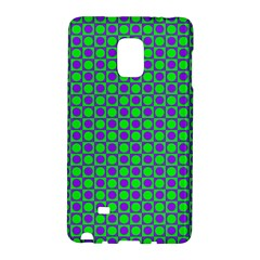 Friendly Retro Pattern A Galaxy Note Edge by MoreColorsinLife