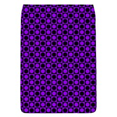 Friendly Retro Pattern B Flap Covers (s)  by MoreColorsinLife