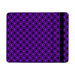 Friendly Retro Pattern B Samsung Galaxy Tab Pro 8 4  Flip Case by MoreColorsinLife