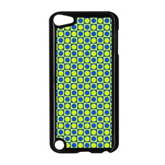 Friendly Retro Pattern C Apple Ipod Touch 5 Case (black)