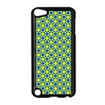 Friendly Retro Pattern C Apple iPod Touch 5 Case (Black) Front