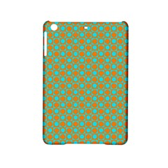 Friendly Retro Pattern D Ipad Mini 2 Hardshell Cases by MoreColorsinLife