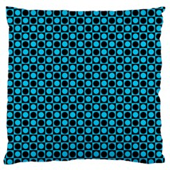 Friendly Retro Pattern E Standard Flano Cushion Case (one Side) by MoreColorsinLife