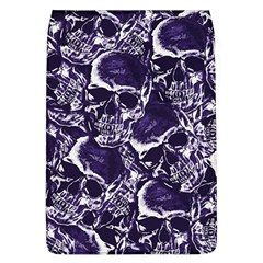 Skull Pattern Flap Covers (l)  by ValentinaDesign