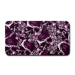 Skull Pattern Medium Bar Mats by ValentinaDesign