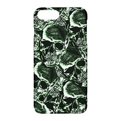 Skull Pattern Apple Iphone 7 Plus Hardshell Case by ValentinaDesign