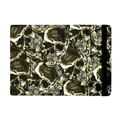 Skull Pattern Ipad Mini 2 Flip Cases by ValentinaDesign