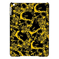 Skull Pattern Ipad Air Hardshell Cases by ValentinaDesign
