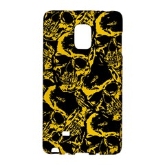 Skull Pattern Galaxy Note Edge by ValentinaDesign