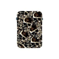 Skull Pattern Apple Ipad Mini Protective Soft Cases by ValentinaDesign