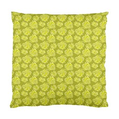 Floral Pattern Standard Cushion Case (two Sides) by ValentinaDesign