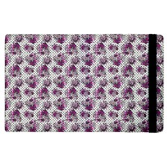 Floral Pattern Apple Ipad 3/4 Flip Case by ValentinaDesign