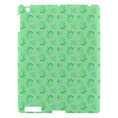Floral Pattern Apple Ipad 3/4 Hardshell Case by ValentinaDesign