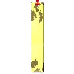Banner Polkadot Yellow Grey Spot Large Book Marks by Mariart