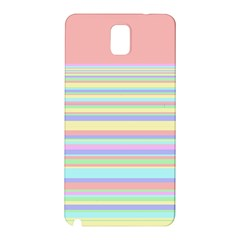 All Ratios Color Rainbow Pink Yellow Blue Green Samsung Galaxy Note 3 N9005 Hardshell Back Case by Mariart