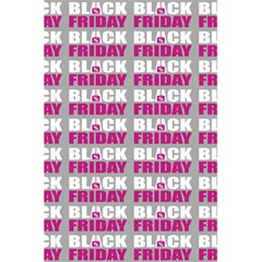 Black Friday Sale White Pink Disc 5 5  X 8 5  Notebooks by Mariart
