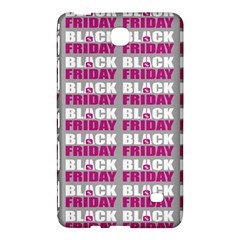Black Friday Sale White Pink Disc Samsung Galaxy Tab 4 (7 ) Hardshell Case  by Mariart