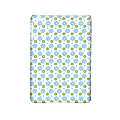 Blue Yellow Star Sunflower Flower Floral Ipad Mini 2 Hardshell Cases by Mariart