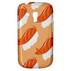 Fish Eat Japanese Sushi Galaxy S3 Mini by Mariart