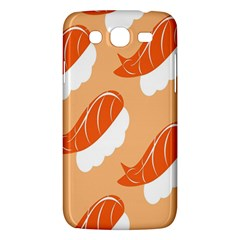 Fish Eat Japanese Sushi Samsung Galaxy Mega 5 8 I9152 Hardshell Case  by Mariart