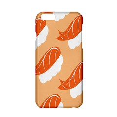 Fish Eat Japanese Sushi Apple Iphone 6/6s Hardshell Case by Mariart