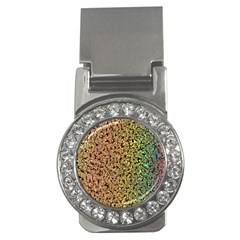Crystals Rainbow Money Clips (cz)  by Mariart