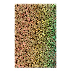 Crystals Rainbow Shower Curtain 48  X 72  (small)  by Mariart