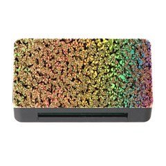 Crystals Rainbow Memory Card Reader With Cf by Mariart