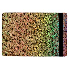Crystals Rainbow Ipad Air Flip by Mariart
