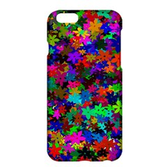 Flowersfloral Star Rainbow Apple Iphone 6 Plus/6s Plus Hardshell Case by Mariart