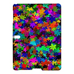 Flowersfloral Star Rainbow Samsung Galaxy Tab S (10 5 ) Hardshell Case  by Mariart