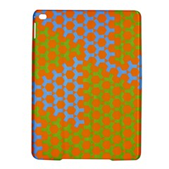 Green Blue Orange Ipad Air 2 Hardshell Cases by Mariart