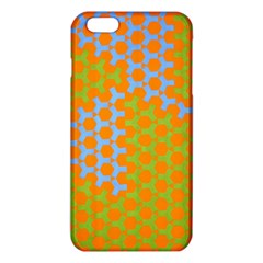 Green Blue Orange Iphone 6 Plus/6s Plus Tpu Case by Mariart