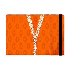 Iron Orange Y Combinator Gears Ipad Mini 2 Flip Cases by Mariart