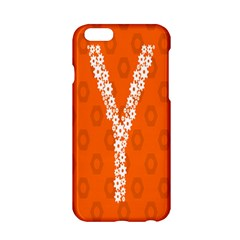 Iron Orange Y Combinator Gears Apple Iphone 6/6s Hardshell Case by Mariart