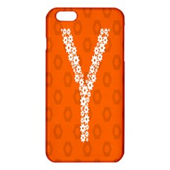 Iron Orange Y Combinator Gears Iphone 6 Plus/6s Plus Tpu Case by Mariart