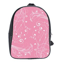 Floral Design School Bags(large)