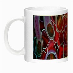 Micro Macro Belle Fisher Nature Stone Night Luminous Mugs by Mariart